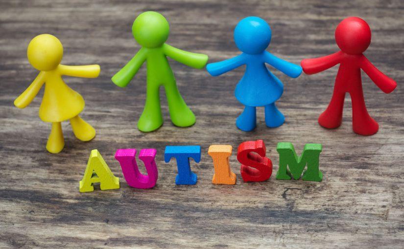 Autizmas ir vaikai